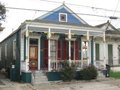 pictures of shotgun houses - Google Search