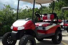 10 best Golf Carts images on Pinterest | Custom golf carts, Cars and Typhoon Texas Ambulance Golf Cart on