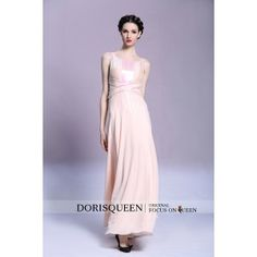 free shipping pink ling evening dress 2015/long homecoming dress