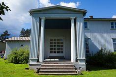 alajärvi - villa väinölä 3 | Flickr - Photo Sharing! Nordic Classicism, Alvar Aalto, Classical Architecture, Villa, Notes, Outdoor Decor, Europe, Home Decor, Classic Architecture