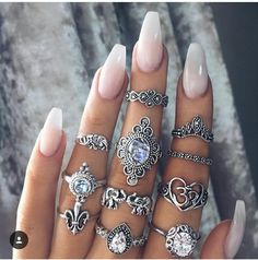 #Nails #Jewelry #Ring