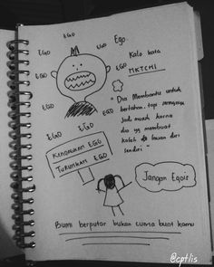 Quotes Indonesia, Qoutes, Bullet Journal, Draw, To Draw, Dating, Sketch, Quotes, Tekenen