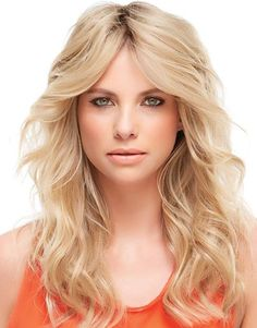 Shop designer fashion closure hair pieces at nextwigs online store. They are often sold by online retailers who also carry higher quality wigs and human hair pieces.Wavy Blonde Remy Human Hair Medium Women's Hairpieces at nextwigs online store. Remy Hair Wigs, Remy Human Hair, Human Hair Wigs, Medium Hair Styles, Natural Hair Styles, Hair Medium, Thinning Hair Remedies, Jon Renau, Hair Toppers