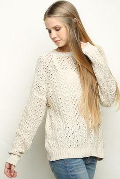 Brandy ♥ Melville | Fatima Sweater - Clothing