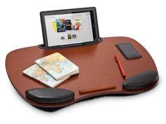 Smart Media Wooden Lap Desk 22'' x 15''