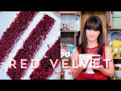 BOLO RED VELVET com MOUSSE DE MASCARPONE | Depois dos Quinze 33 #ICKFD - YouTube