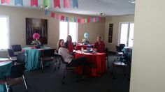 Dr suess baby shower