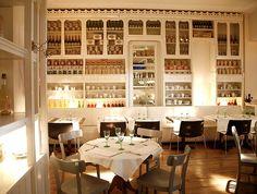 Bazaar Restaurant, Madrid    www.lazarorosavio...