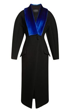 Bonded Wool Coating Single Breasted Long Coat by Proenza Schouler - Moda Operandi