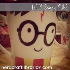 Picture of Harry Potter Mug or anything else you want to draw a picture of!