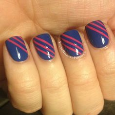 Like the simplicity of the stripes! Instagram photo by  youngwildandpolished