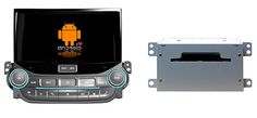 S160 Quad Core Android 4.4.4 car audio FOR CHEVROLET MALIBU car dvd player head device car multimedia car stereo