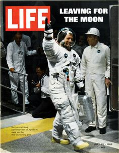 1969, LIFE, Leaving For The Moon