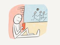 La sabiduría de @papefons #GrupoB #EduNarraDig Narrativa Digital, Charlie Brown, Spiderman, Family Guy, Fictional Characters, Finals, Diaries, Classroom, Learning