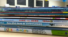Math mentor texts are the perfect 'hook' for math mini-lessons. These 5 read alouds are just-right for fostering strong number sense in primary learners. Teaching First Grade, 1st Grade Math, Teaching Math, Grade 1, Teaching Ideas, Second Grade, Math Classroom, Kindergarten Math, Math Math