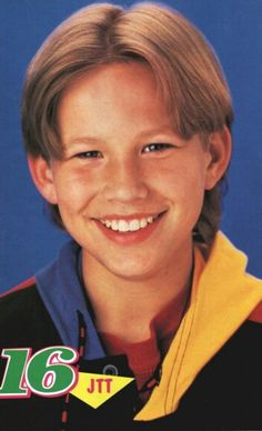 Jonathan Taylor Thomas: my biggest childhood crush 90s Childhood, My Childhood Memories, Kickin It Old School, Jonathan Taylor Thomas, Love The 90s, My First Crush, Big Crush, Teenage Guys, 90s Girl