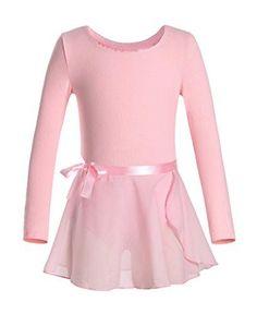 Long Sleeve Gymnastics Leotards, Long Sleeve Leotard, Dance Leotards, Ballet Tutu, Dance Ballet, Vanellope Y Ralph, Toddler Dancewear, Pink Tutu Dress, Tutu Dresses