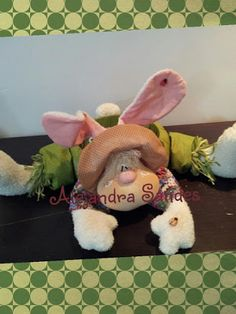 Independence Day, Seasonal Decor, Fabric Crafts, Embroidery Designs, Doll Clothes, Dinosaur Stuffed Animal, Bunny, Teddy Bear, Easter