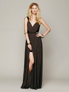 Free People Streets of NYC Maxi at Free People Clothing Boutique