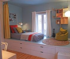 36 Elegant Small Kids Room Design Ideas With Smart Saving Space Room Design Bedroom, Room Ideas Bedroom, Home Room Design, Kids Room Design, Home Decor Bedroom, Modern Kids Bedroom, Small Room Design, Small Bedroom Designs, Small Bedrooms