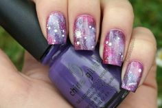 Nice softer version of the galaxy.
