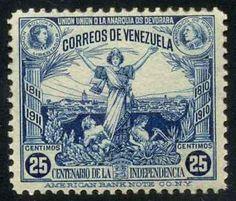 estampillas de venezuela fotos e imagenes - Buscar con Google