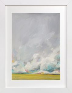 Mid-summertime by Emily Jeffords at minted.com (love, but, ack!, she uses too much pink)