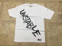 Dean Ambrose WWE Authentic Unstable White T-shirt MEDIUM Brand New - http://bestsellerlist.co.uk/dean-ambrose-wwe-authentic-unstable-white-t-shirt-medium-brand-new/