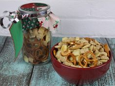 3 Edible Gift-in-a-Jar Recipes
