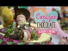 Corazón de Chocolate - YouTube