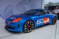 Concept Alpine Celebration aux 24H du Mans