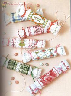 Gallery.ru / Фото #24 - Donna Kolers Cross Stitch Gifts - Tatiananik