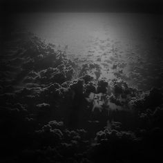 Papers.co wallpapers - mv79-cloud-nine-sky-fly-sunset-nature-bw-dark - http://papers.co/mv79-cloud-nine-sky-fly-sunset-nature-bw-dark/ - sky