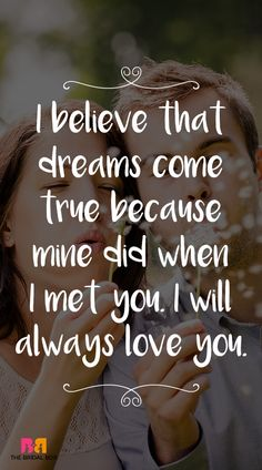 33 I Love You Messages For Your Girlfriend