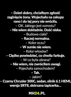 Dzień dobry, chciałbym zgłosić zaginięcie Very Funny Memes, Wtf Funny, Hilarious, Funny Lyrics, Polish Memes, Funny Mems, Text Memes, Good Jokes, Just Smile