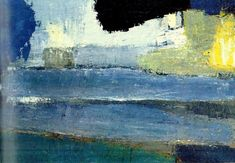 Nicolas de Staël - Abstract Art - Dieppe