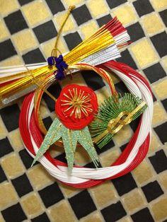 New Year ornaments (有)ながさわ結納店  #japan #mizuhiki #wedding #yuino#fukuoka#hakata