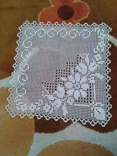 Filet Crochet, Art Au Crochet, Crochet Stars, Crochet Motifs, Crochet Diagram, Thread Crochet, Crochet Doilies, Crochet Flowers, Hand Crochet