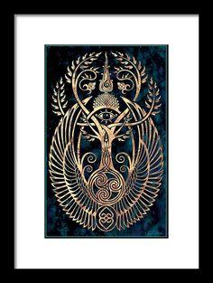 Ideas For Tattoo Tree Of Life Celtic Norse Mythology Celtic Symbols, Celtic Art, Mandala Symbols, Celtic Knots, Celtic Mandala, Sacred Geometry Symbols, Sacred Geometry Tattoo, Geometric Symbols, Alchemy Symbols