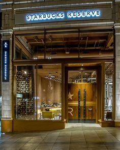 Starbucks Reserve Roastery & Tasting Room on Behance
