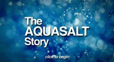 Aquasalt   Why Food Quality