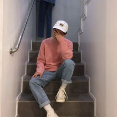 42 Perfect Minimalist Outfit for Men 80s Fashion, Korean Fashion, Vintage Fashion, Fashion Outfits, Fashion Trends, Indie Fashion Men, Fashion Skirts, Fashion Moda, Fashion Boots