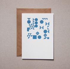 letterpress greeting card Letterpress, Greeting Cards, Inspiration, Art, Biblical Inspiration, Art Background, Letterpress Printing, Letterpresses, Kunst