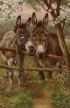 """Herbert William Weekes""""Darby and Joan"""""""
