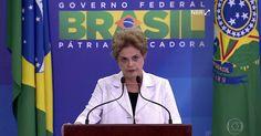Dilma acusa Temer de 'conspiração'; para PMDB, ela 'perdeu o equilíbrio'
