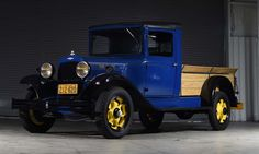 1928 Dodge Brothers Series F 1.5 Ton Express