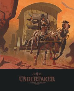 La Danse des Vautours (Édition Spéciale) - (Ralph Meyer / Xavier Dorison) - Western [TRIBULLES, une librairie du réseau Canal BD]