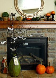 love the halloween tree!