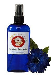 Eye Wash and Cleaner Spray