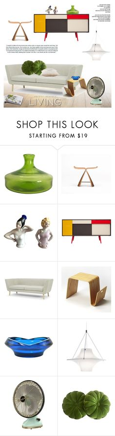 """""""Untitled #326"""" by craftsperson ❤ liked on Polyvore featuring interior, interiors, interior design, home, home decor, interior decorating, Blenko, Rove Concepts, Design House Stockholm and Butler Specialty Company"""